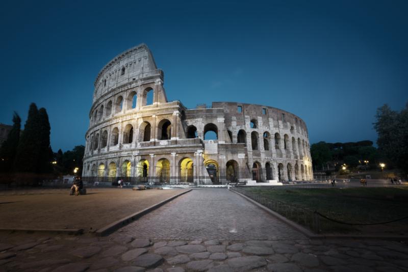 visite guidate del Colosseo di notte