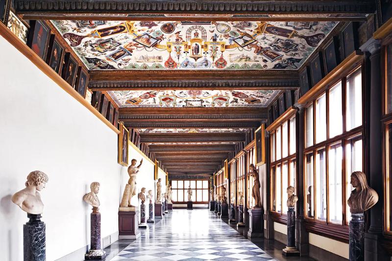 Galelria dell'Accademia