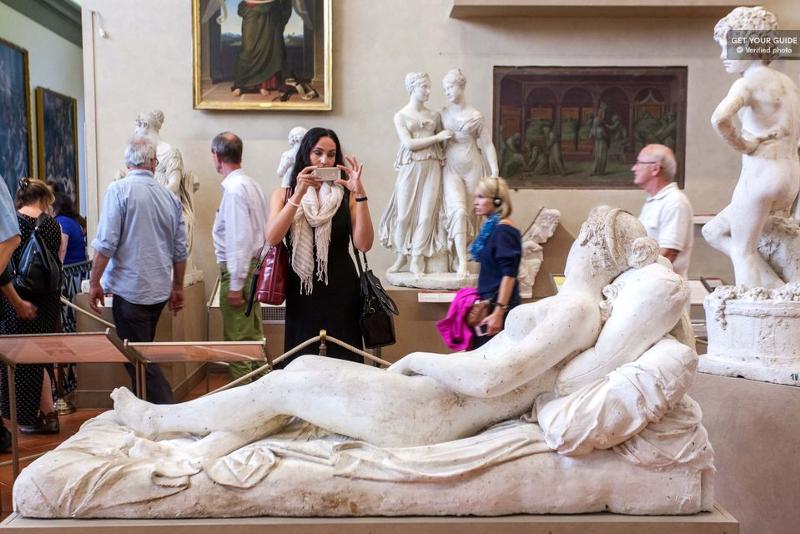 Scultura della Galleria dell'Accademia