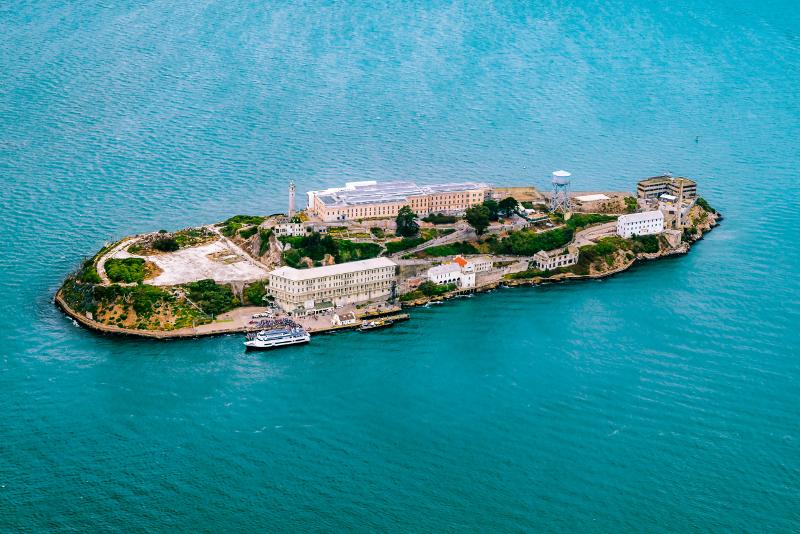 Ilha de Alcatraz - Bilhetes Ilha de Alcatraz