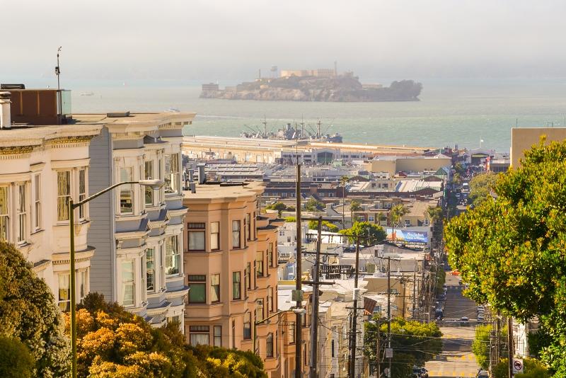 Saõ Francisco - Bilhetes Ilha de Alcatraz