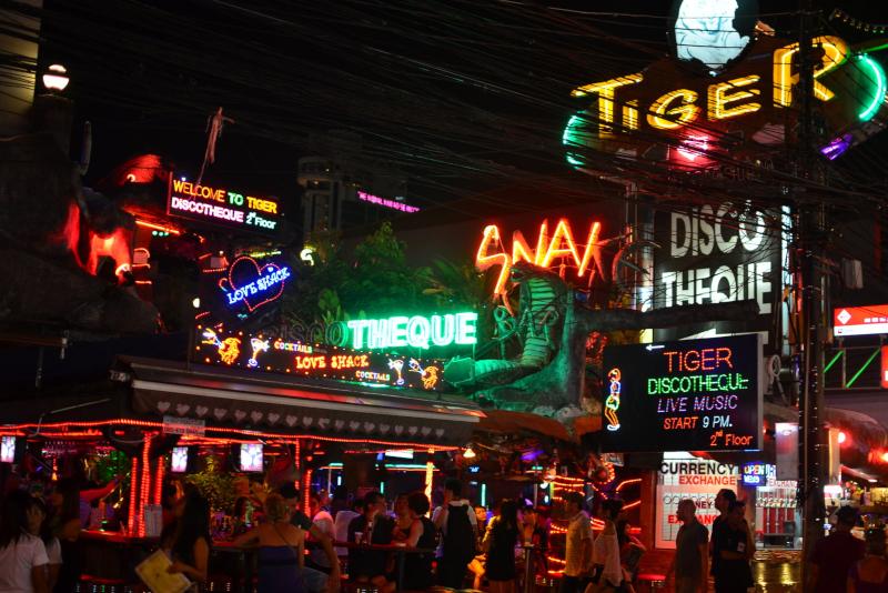 Bangla Road - Things To Do In Phuket