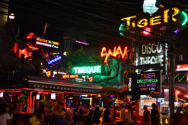 Bangla Road - Things To Do In Phuket