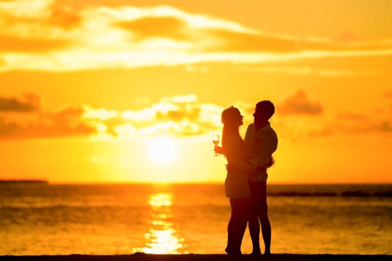 Beach Couple - Things To Do In Phuket
