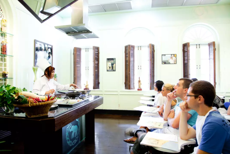 Blue Elephant Cooking Lessons - Things To Do In Phuket