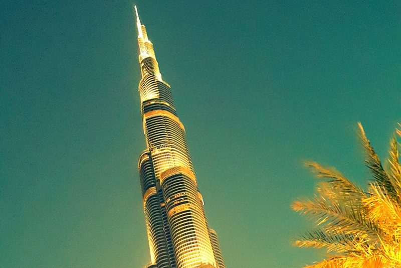 Burj Khalifa - Coisas para fazer escala Dubai