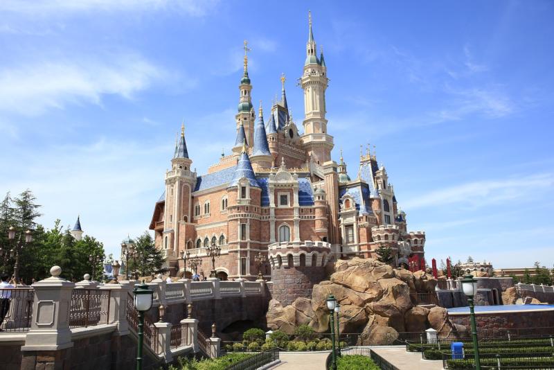 Disneyland Shanghai - things to do in Shanghai