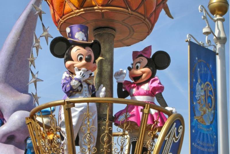 Disneyland Shanghai Mickey - things to do in Shanghai