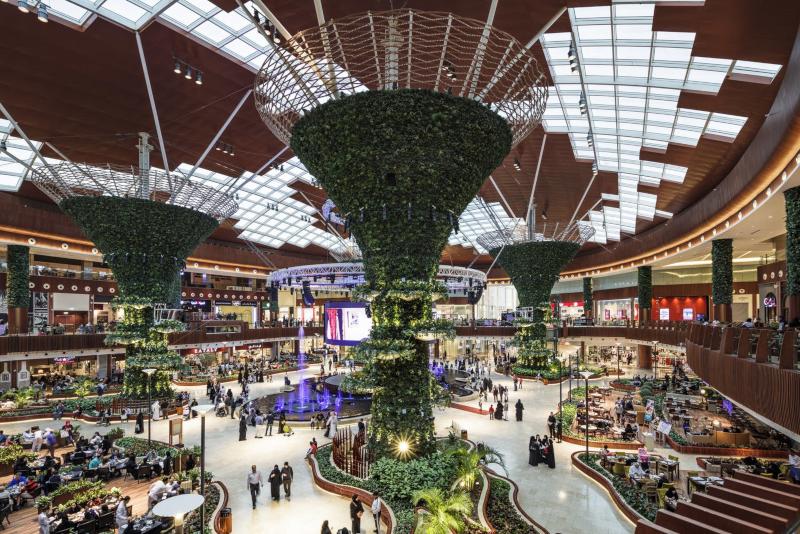 Centros comerciales - Cosas que Hacer en una Escala en Doha (Catar)
