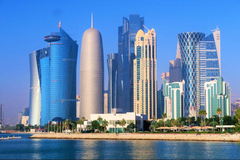 Doha Corniche - Cosas que Hacer en una Escala en Doha (Catar)