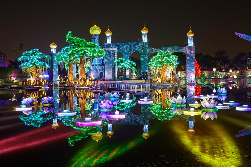 Dubai Garden Glow - ParquesTemáticos em Dubai