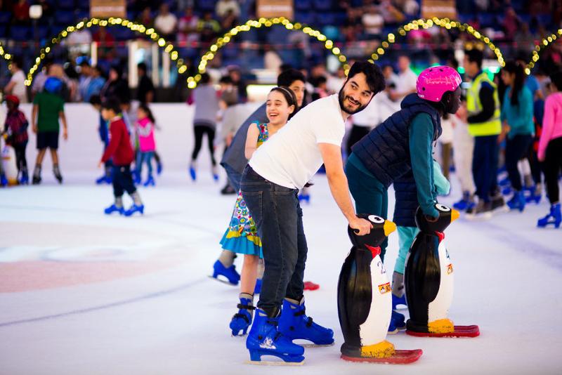 Dubai Ice Rink - Parques Temáticos em Dubai