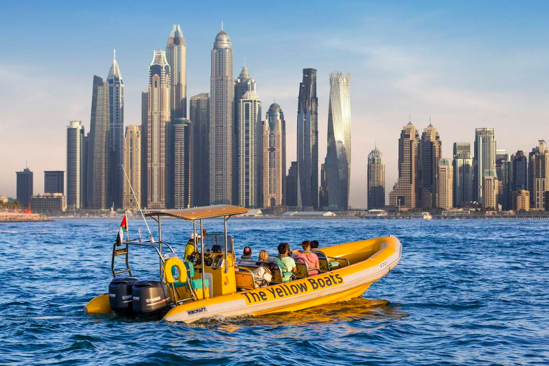 Boat tours - 18 Best Things to Do on a Stopover from Dubai Airport