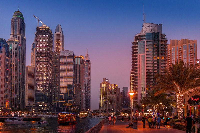 Visitas guiadas por la ciudad de Dubai