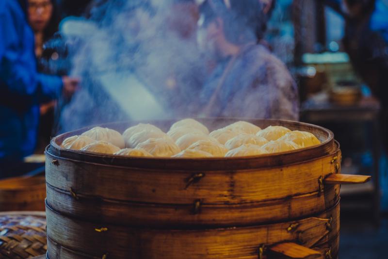Dumplings - things to do in Shanghai