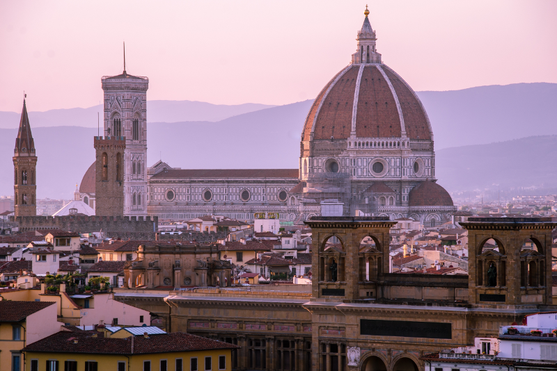 Catedral de Florença - Bilhetes Galleria degli Uffizi