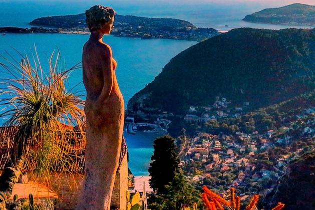 Eze Tageausflüge von Nizza nach