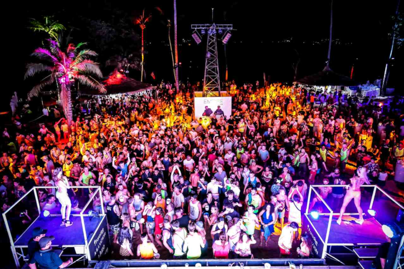 Full Moon Party - Things To Do In Phuket