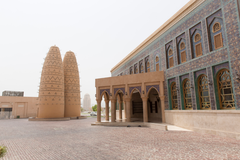 Katara Cultural Village - Cosas que Hacer en una Escala en Doha (Catar)