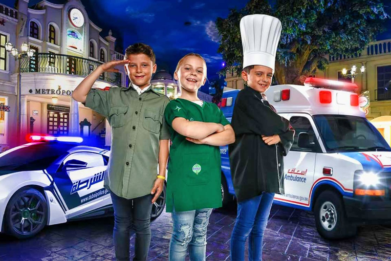 KidZania Singapore - #11 best theme parks in Singapore