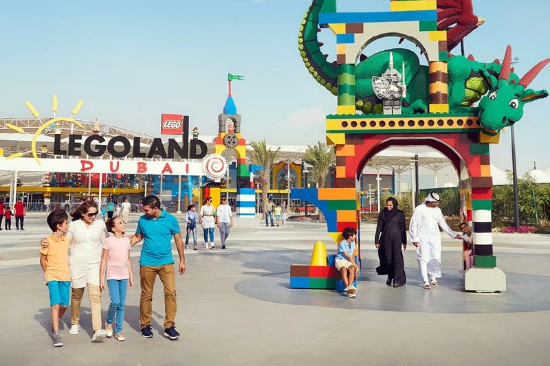 LEGOLAND - Parques Temáticos em Dubai