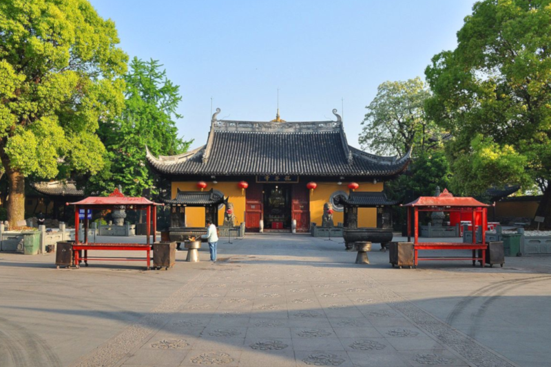 Longhua Temple - things to do in Shanghai
