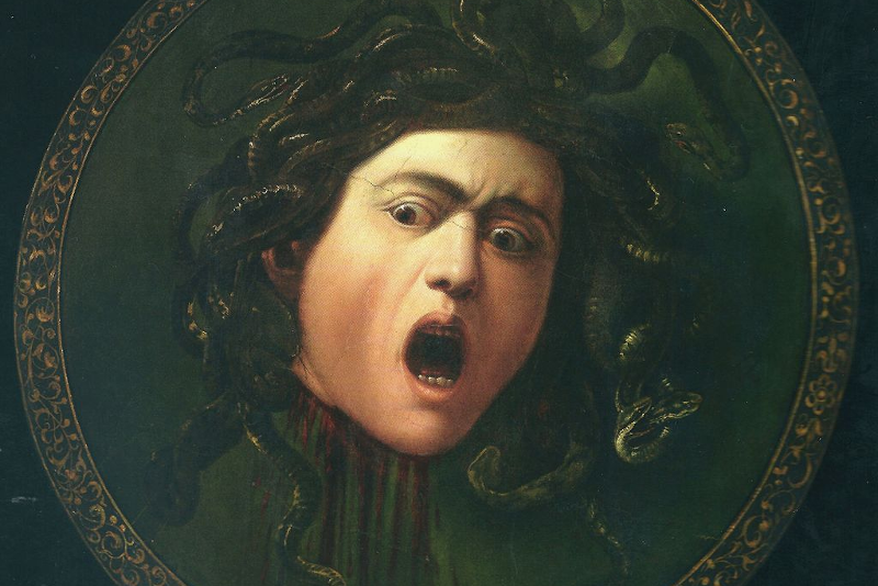 Medusa – Caravaggio