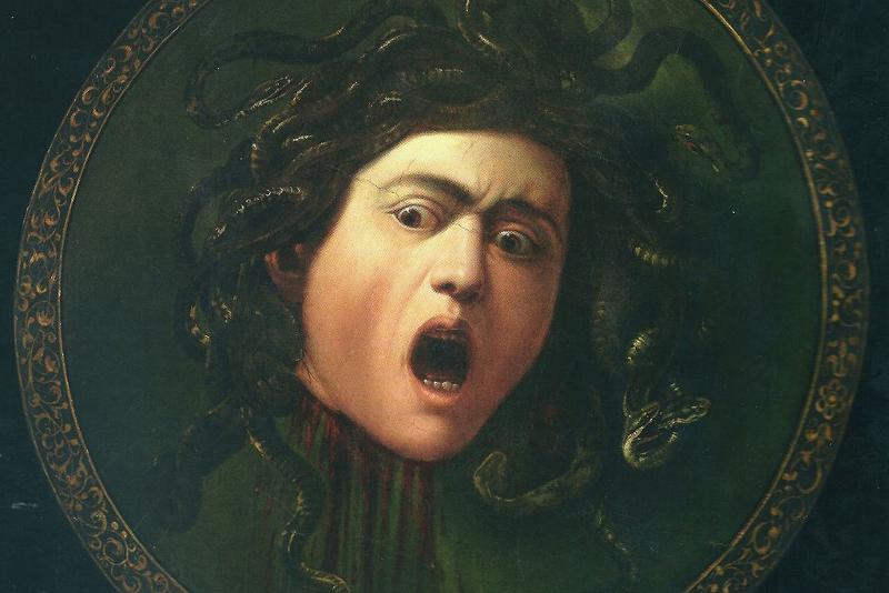 Medusa - Caravaggio
