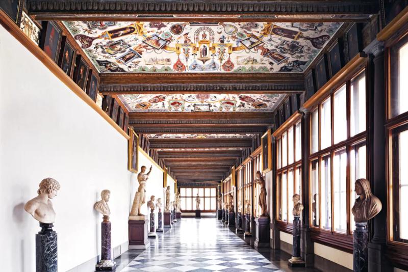 Galerie de l'Académie (Florence) Billets de dernière minute – Ce n'est pas Complet !