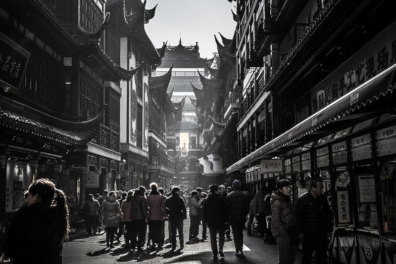 Oldtown - things to do in Shanghai