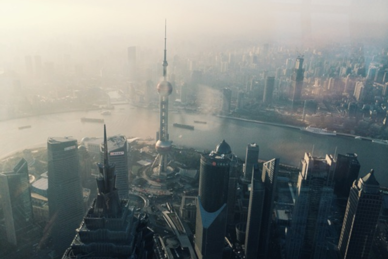 Pearl Tower - things to do in Shanghai