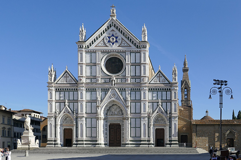 Igreja de Santa Croce - Bilhetes Galleria degli Uffizi