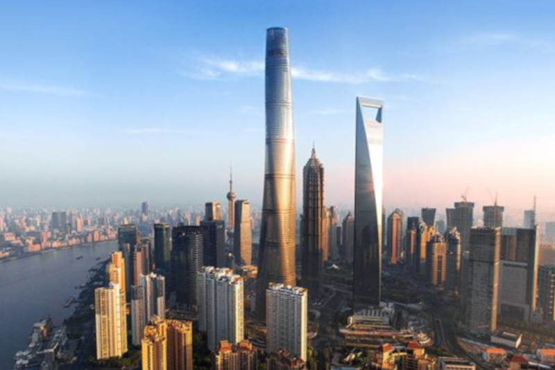 Shanghai Tower - things to do in Shanghai