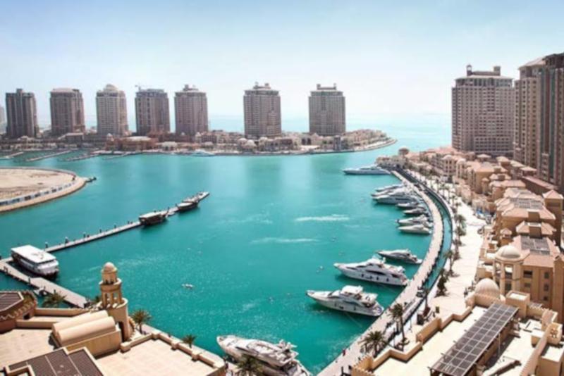The Pearl Qatar - Cosas que Hacer en una Escala en Doha (Catar)