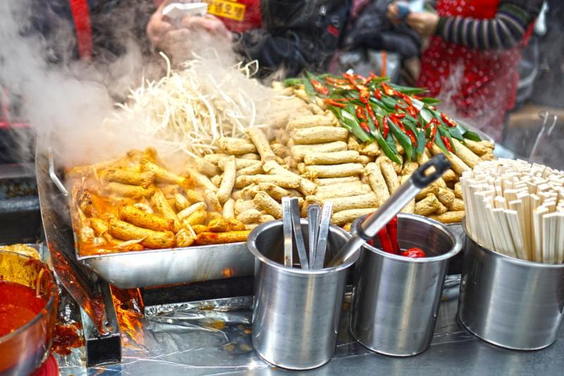 Street Food - things to do in Shanghai
