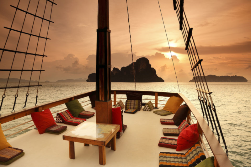 Sunset Cruise - Things To Do In Phuket