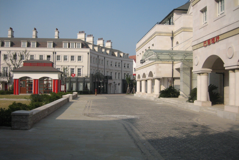 Thames Town - things to do in Shanghai