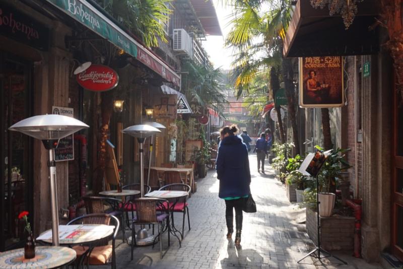 Tianzifang - things to do in Shanghai
