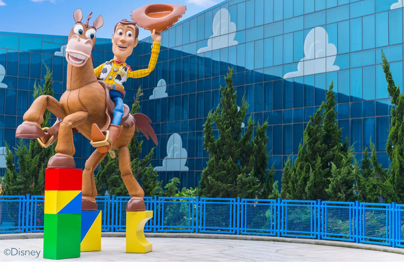 Toy Story hotel - things to do in Shanghai