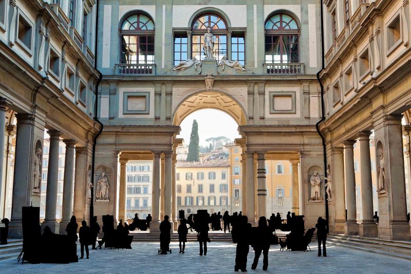 Galleria degli Uffizi - Bilhetes Galleria degli Uffizi