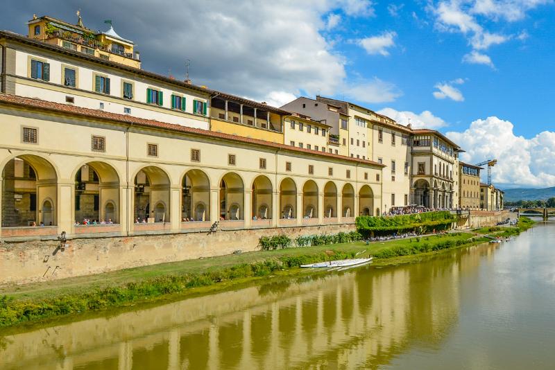 Entradas de Última Hora para la Galería Uffizi