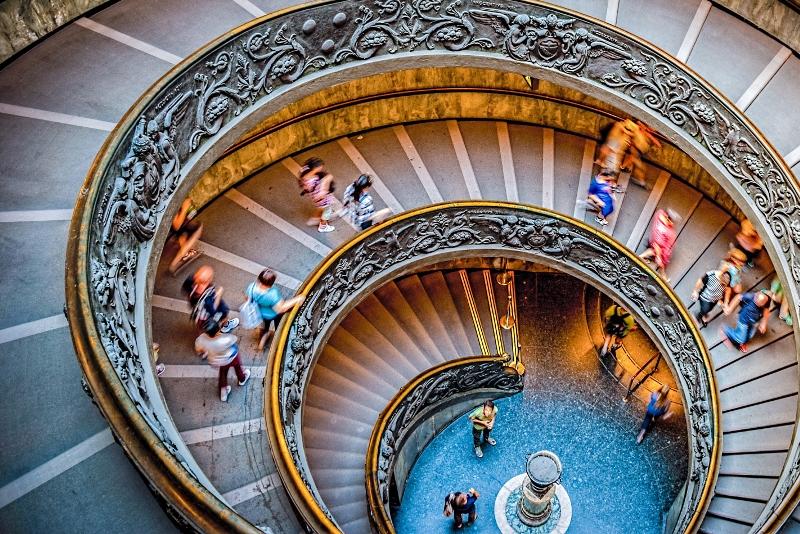 Scale Musei Vaticani - Biglietti last minute per i Musei Vaticani