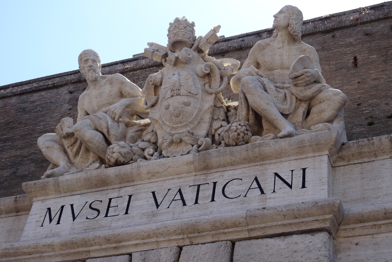 Esterno Musei Vaticani - Biglietti last minute per i Musei Vaticani
