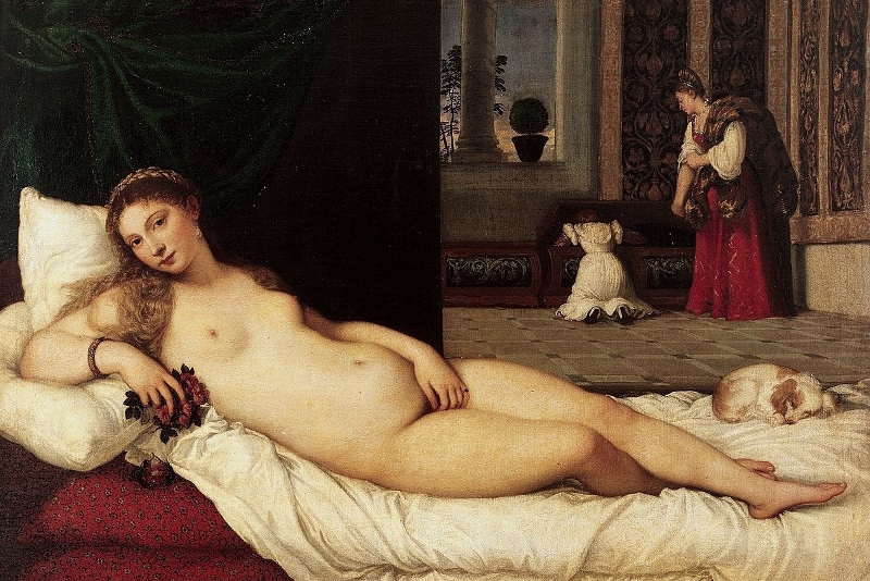 Venus of Urbino – Titian