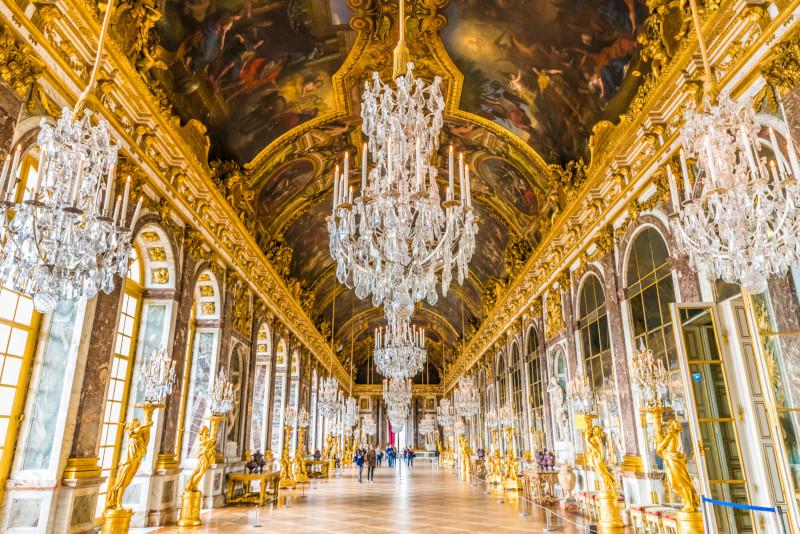 Versailles Tagesausflügen von Paris