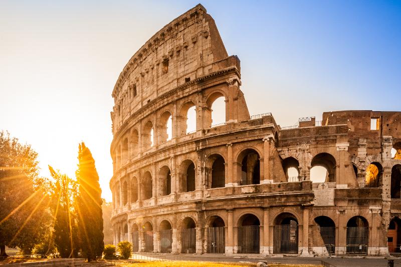 Coliseu  - Bilhetes Galleria Borghese
