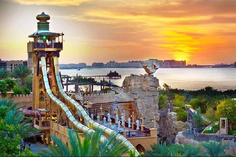 Wild Wadi Water Park - Parques Temáticos em Dubai
