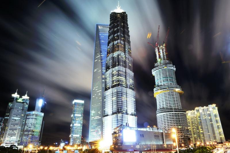 World Financial Center Shanghai