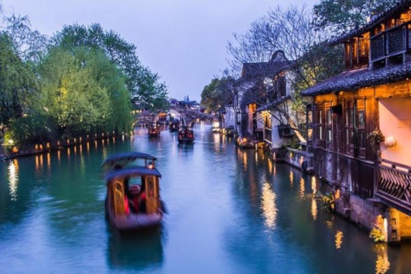 Zhujiajiao - things to do in Shanghai