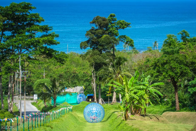 Zorb at Rollerball - Things To Do In Phuket